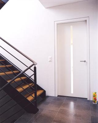 Treppe-Türe