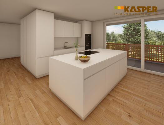 Lumion Bild Küche